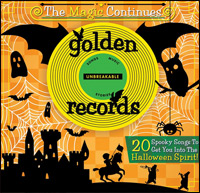 Golden Records: 20 Spooky Songs