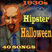 1930's Hipster Halloween