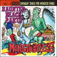 Monstroville: Haunted Beach Party