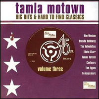 Tamla Motown Big Hits & Hard To Find Classics